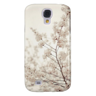 White Cherry Blossoms - Central Park Spring Samsung Galaxy S4 Cover