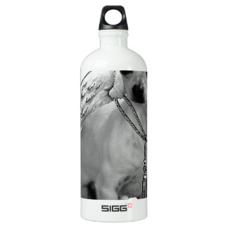 White Chihuahua Angel Wings SIGG Traveler 1.0L Water Bottle