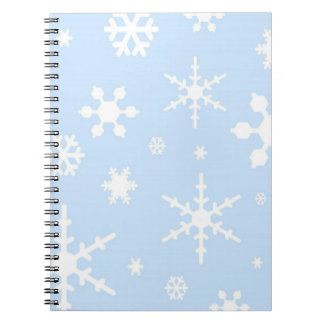 White Christmas Notebook