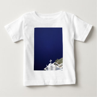 White Church Baby T-Shirt