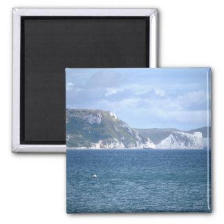 White Cliffs Magnet