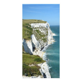White cliffs of Dover Card