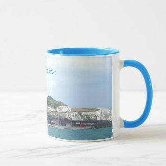 White Cliffs of Dover, England Souvenir Mug