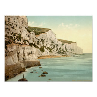 White Cliffs of Dover, Kent England Archival Print