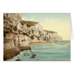 White Cliffs of Dover, Kent, England Greeting Card