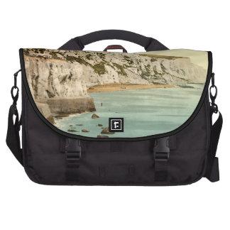 White Cliffs of Dover, Kent, England Bag For Laptop