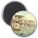 White Cliffs of Dover, Kent, England Refrigerator Magnet