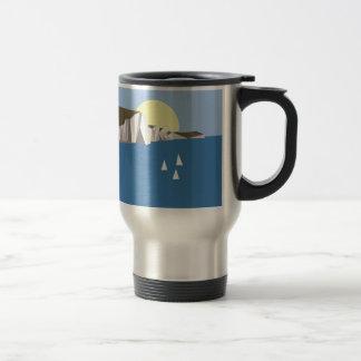 White Cliffs Summer Travel Mug
