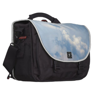 White Cloud 10 Bag For Laptop