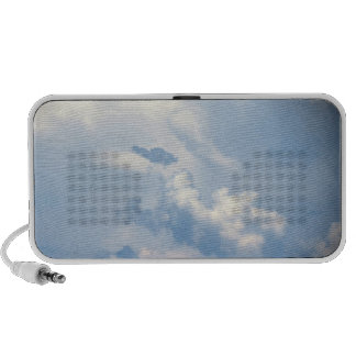 White Cloud 10 iPhone Speaker