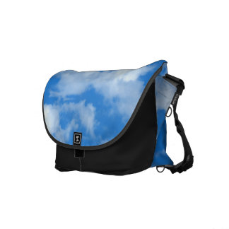 White Cloud 12 Courier Bags