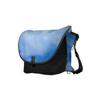 White Cloud 13 Courier Bag