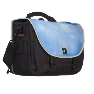 White Cloud 13 Laptop Commuter Bag