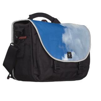 White Cloud 17 Laptop Bags