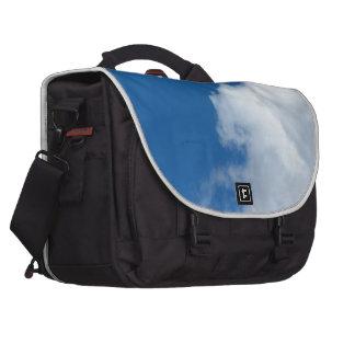 White Cloud 18 Computer Bag