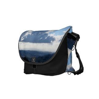 White Cloud 20 Courier Bag