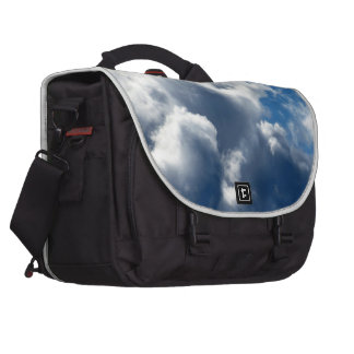 White Cloud 21 Bags For Laptop