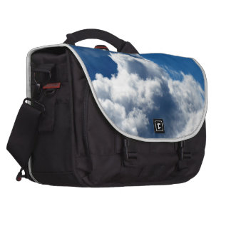 White Cloud 23 Bag For Laptop