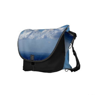 White Cloud 24 Courier Bags