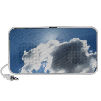 White Cloud 25 iPod Speakers