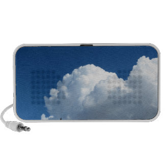White Cloud 27 Portable Speakers