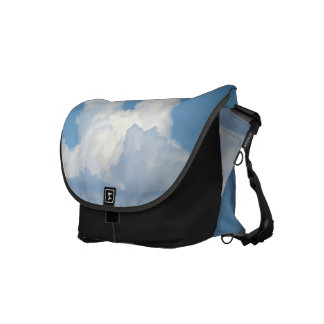 White Cloud 2 Courier Bags