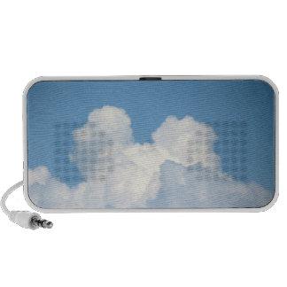 White Cloud 2 Mini Speakers