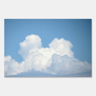 White Cloud 2 Signs