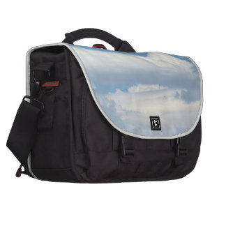 White Cloud 3 Computer Bag
