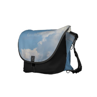 White Cloud 5 Courier Bags