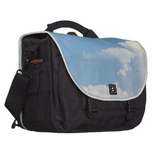 White Cloud 5 Laptop Bags