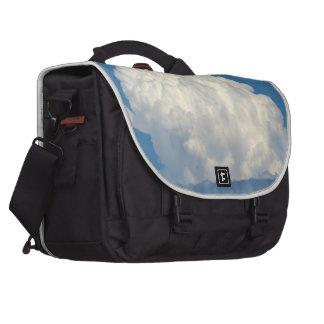 White Cloud 6 Laptop Computer Bag