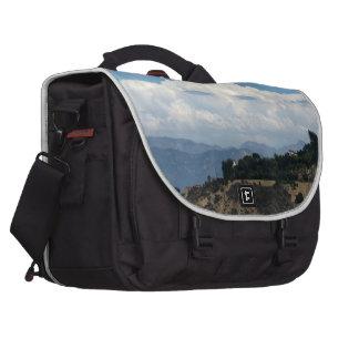 White Cloud 8 Bag For Laptop