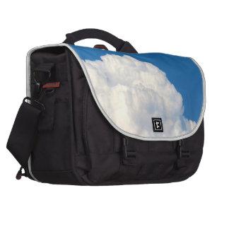 White Cloud 9 Bag For Laptop