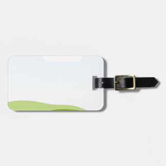 White Cloud - Single View in iTunes Luggage Tag