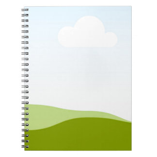 White Cloud - Single View in iTunes Notebook
