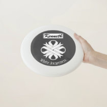 White Clover Ribbon by Kenneth Yoncich Wham-O Frisbee