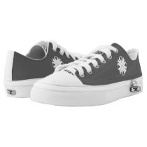 White Clover Ribbon Low-Top Sneakers
