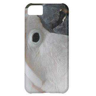 White Cockatoo iPhone 5C Cases