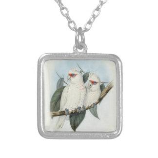 White Cockatoo Necklace