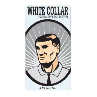 White Collar ESB Label