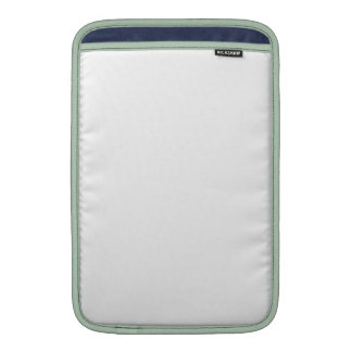 White Color 11 inch Vertical MacBook Air Sleeve
