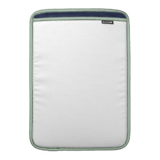 White Color 13 inch Vertical MacBook Air Sleeve