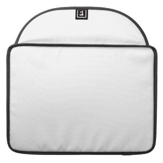 White Color 15 inch MacBook Pro Sleeves
