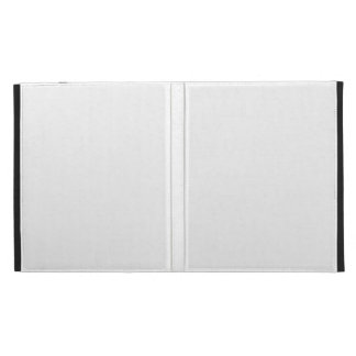White Color iPad Cases