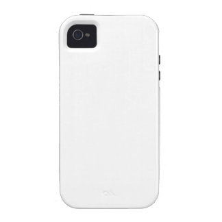 White Color iPhone 4/4S Case