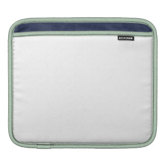 White Color Sleeves For iPads