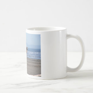 White Colt Coffee Mug