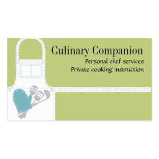white cooking apron oven mitt utensils business... business card templates