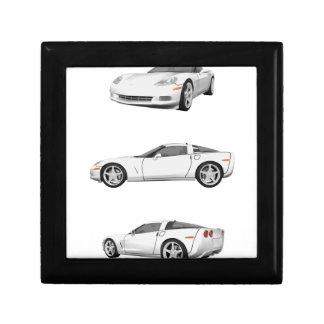 White Corvette: Gift Box